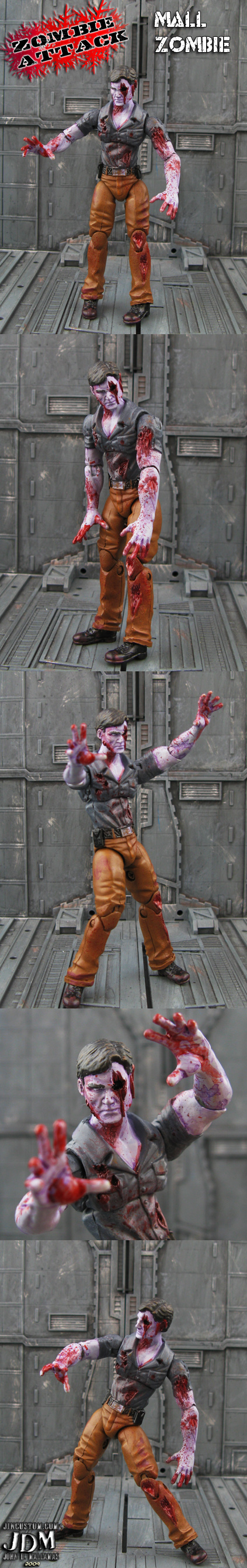 Mall Zombie
