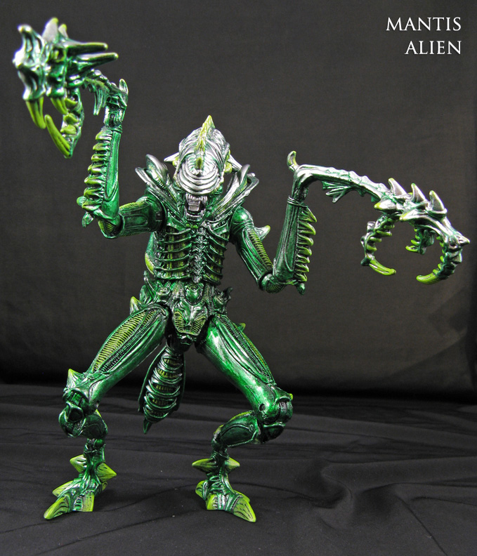 Custom Alien Figure