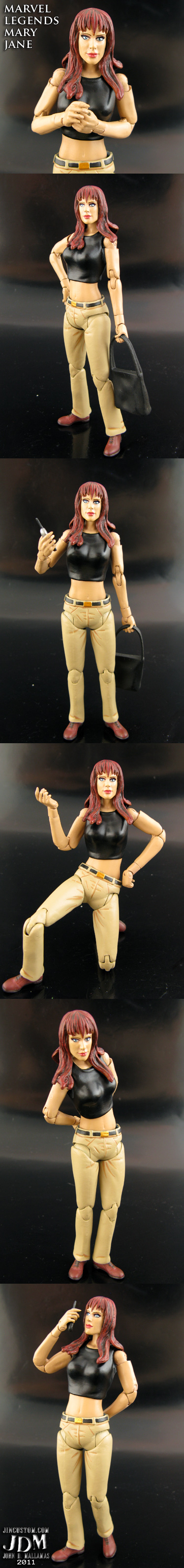 Marvel Legends Mary Jane