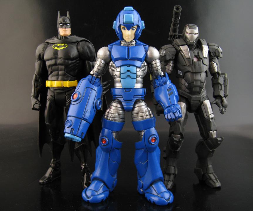 Custom Megaman