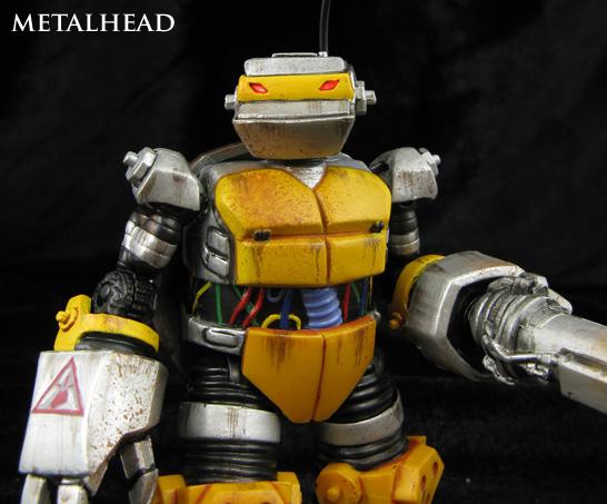 TMNT Metalhead