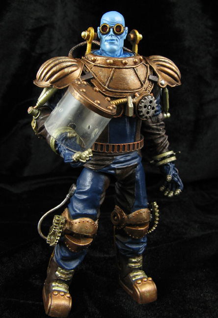 Custom Steampunk figure