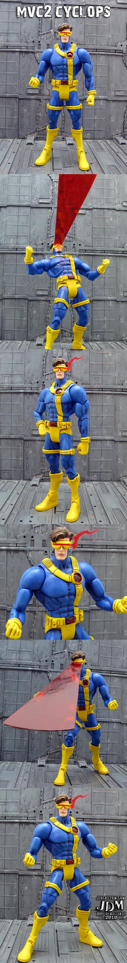 MvC2 Cyclops