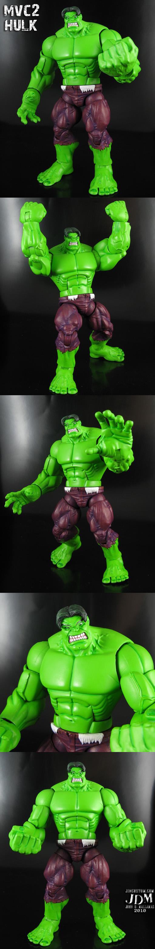 Hulk MvC2