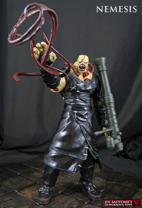 Action Figure 1 6 Worldbox Resident Evil 3 Nemesis Page 7