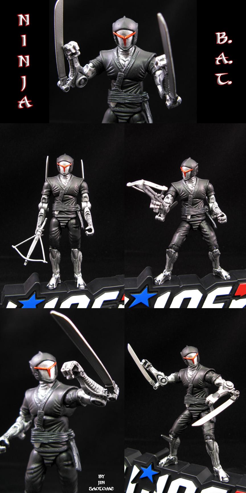 Ninja B.A.T.