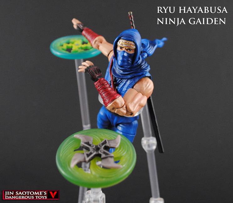 ryu hayabusa ninja gaiden nes
