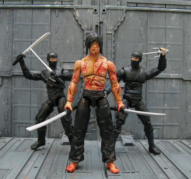 ninja assasin full movie