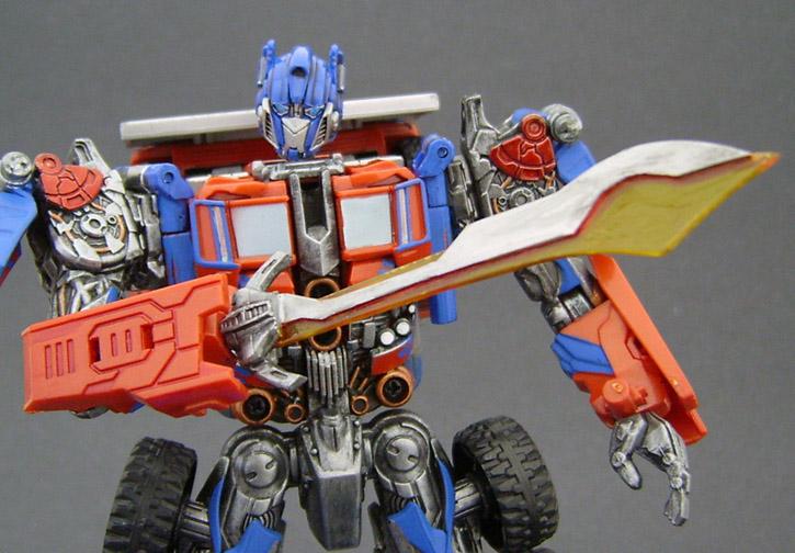 Custom Optimus Prime