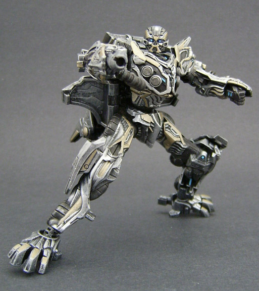 Custom Protoform Bumblebee Transformers Figure