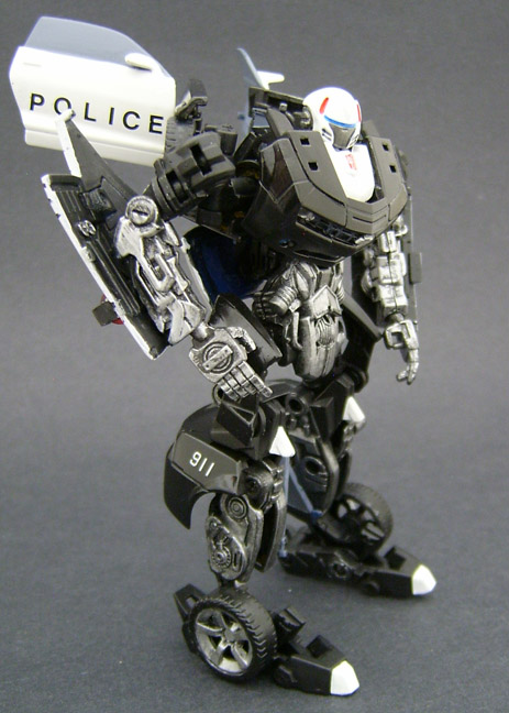 Custom Movie Prowl Transformers Figure