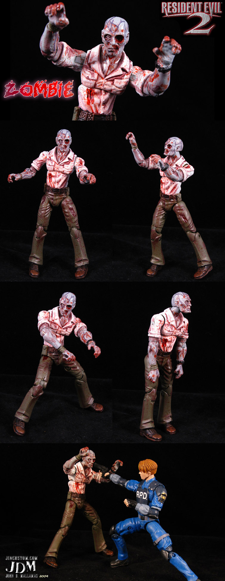 Zombie GI Joe