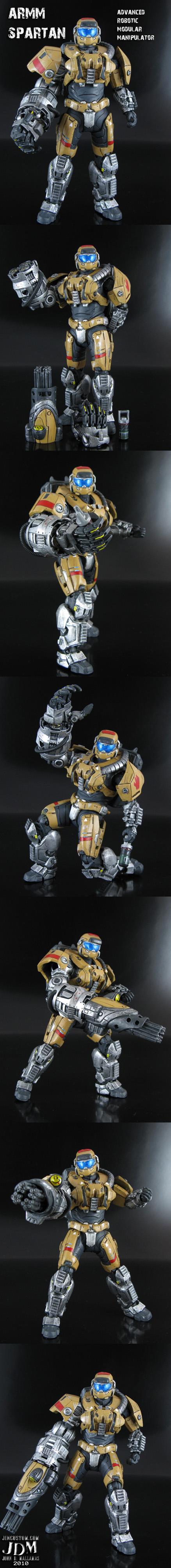 ARMM Spartan