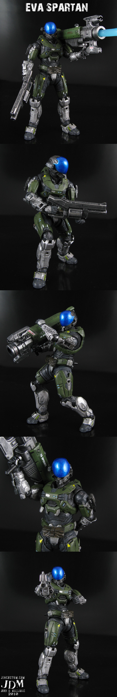 Halo Reach EVA
