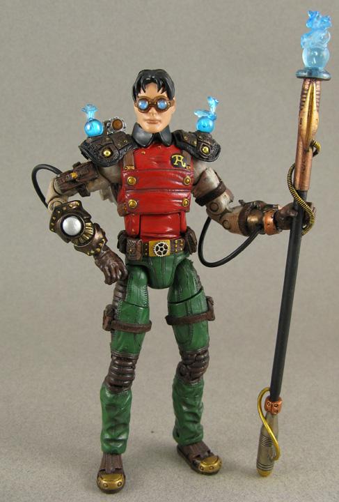 Custom Batman Figure