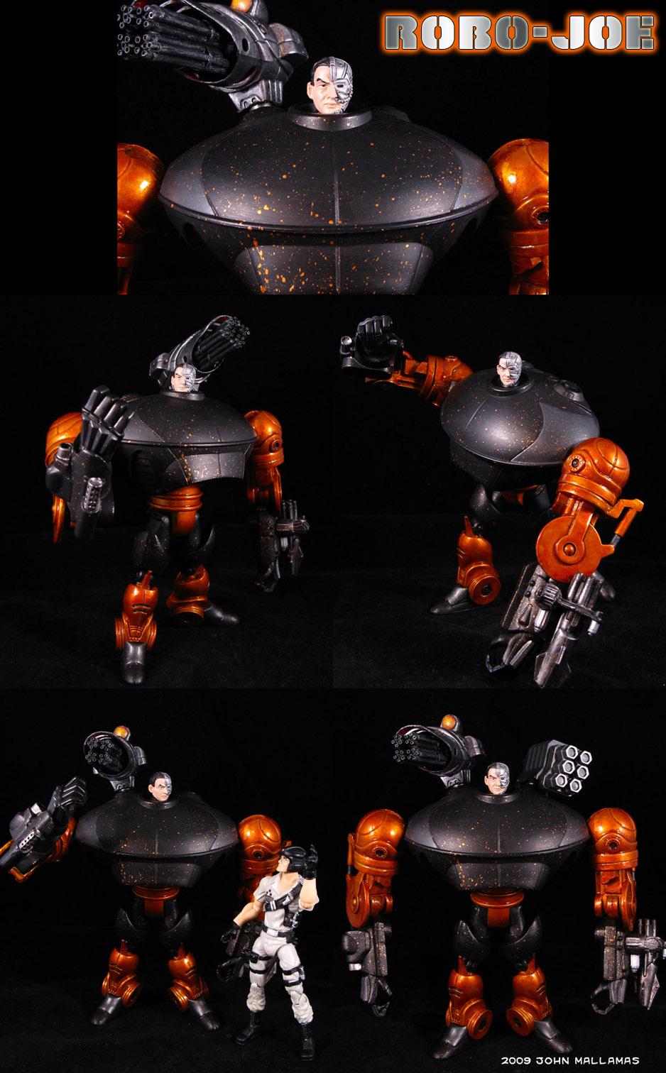 Robo-Joe