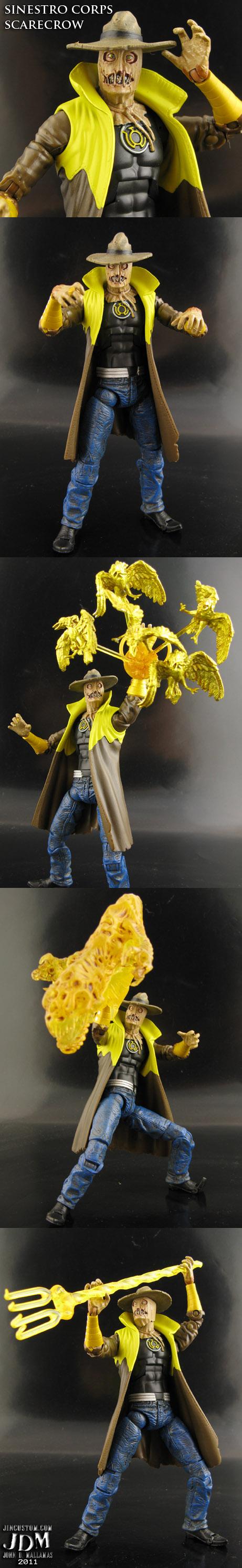 Sinestro Corps Scarecrow
