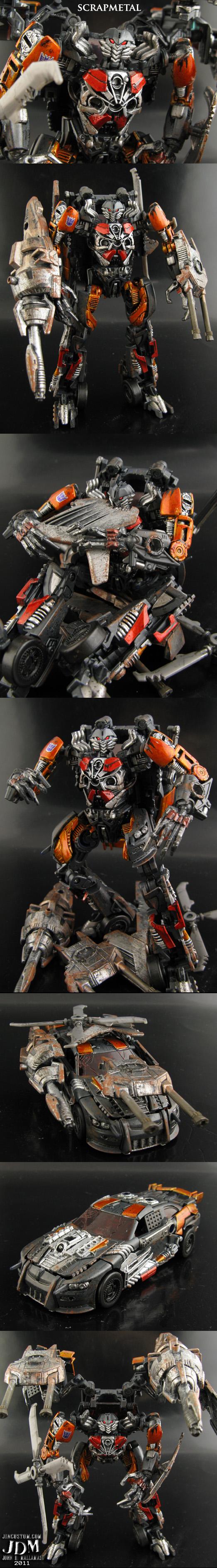 Transformers Scrapmetal