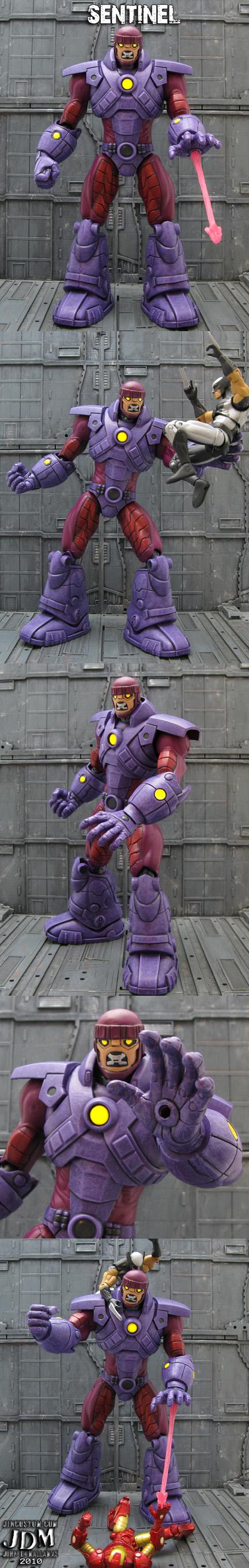 Custom Sentinel