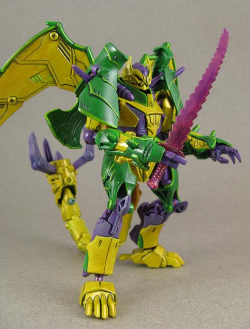 Transformers Ser-Ket