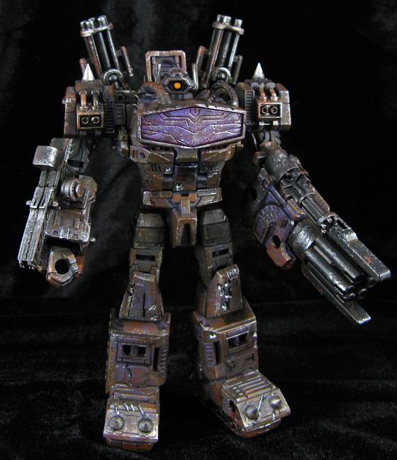 custom Shockwave figure