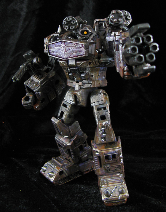 Customized Transformers
