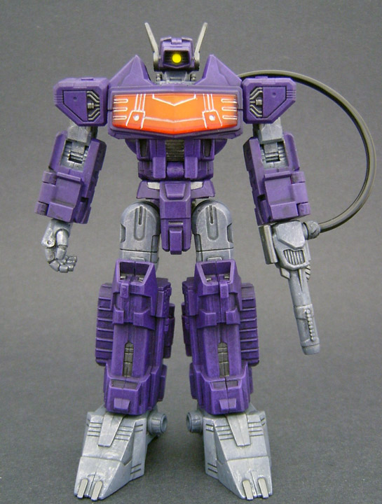 Custom Shockwave