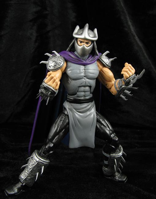 Shredder action figure