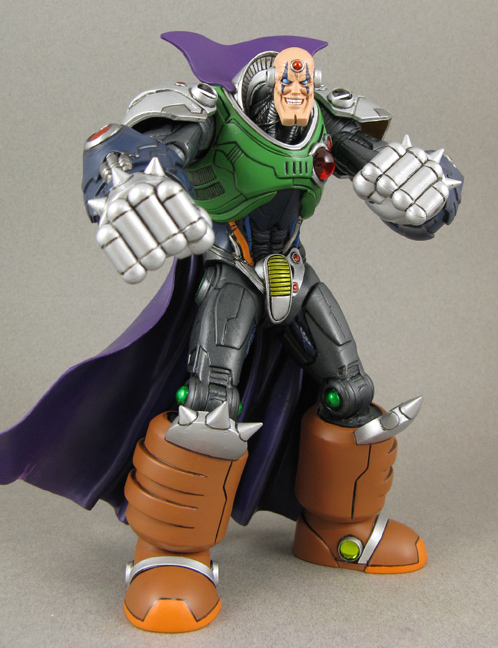 Sigma action figure