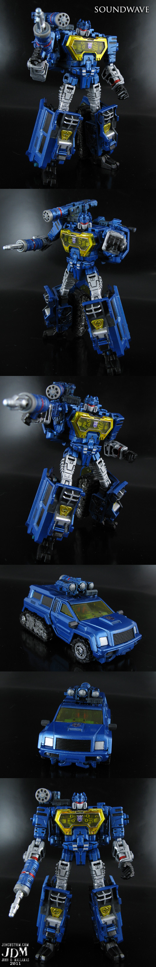 CustomSoundwave