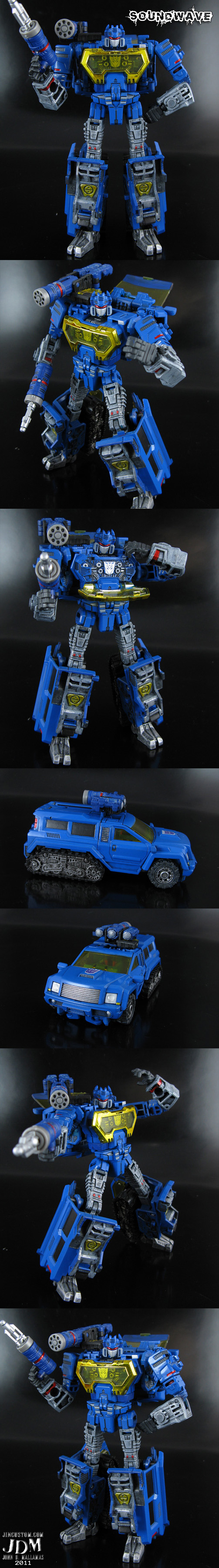 Generations Soundwave