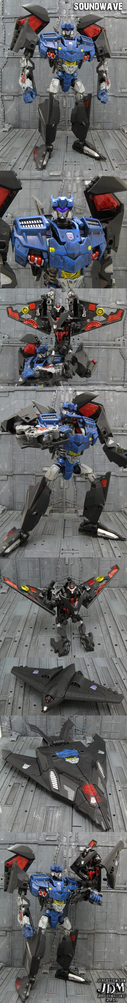 Soundwave Laserbeak