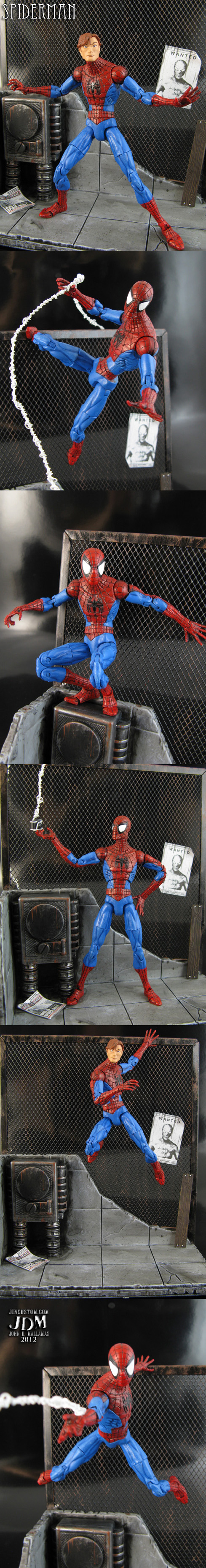 Amazing Spiderman Figure