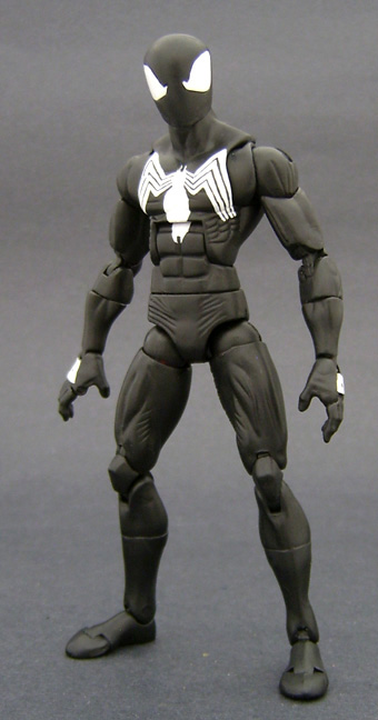 Spectacular Spider-Man figures SpidermanBlack_001