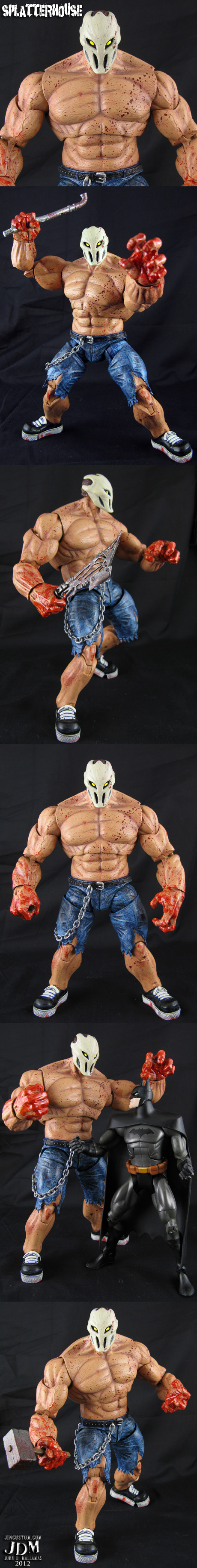 Splatterhouse Figure