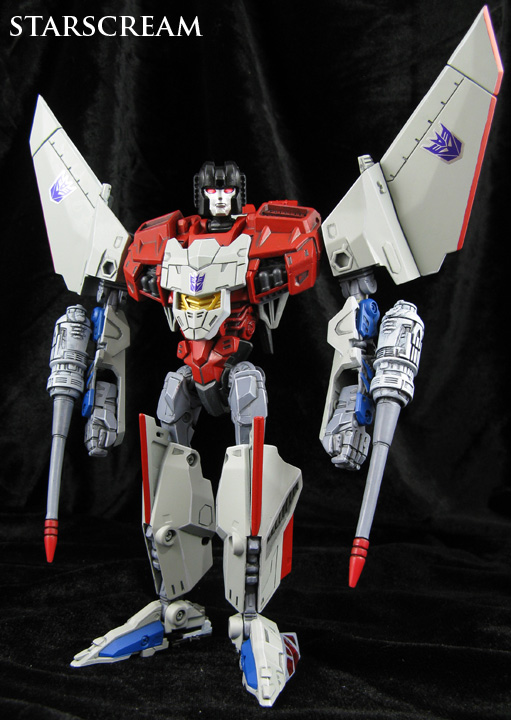Custom Starscream