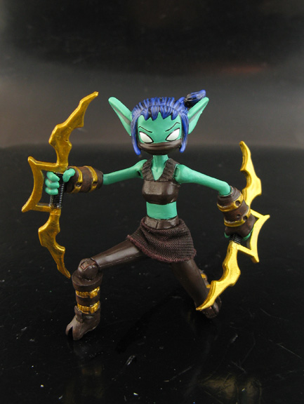 Customized Stealth Elf