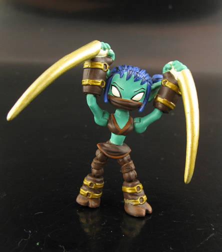 Custom Stealth Elf