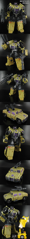 Swindle Transformers