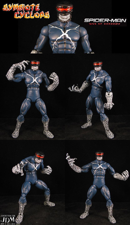 Cusom Cyclops Symbiote