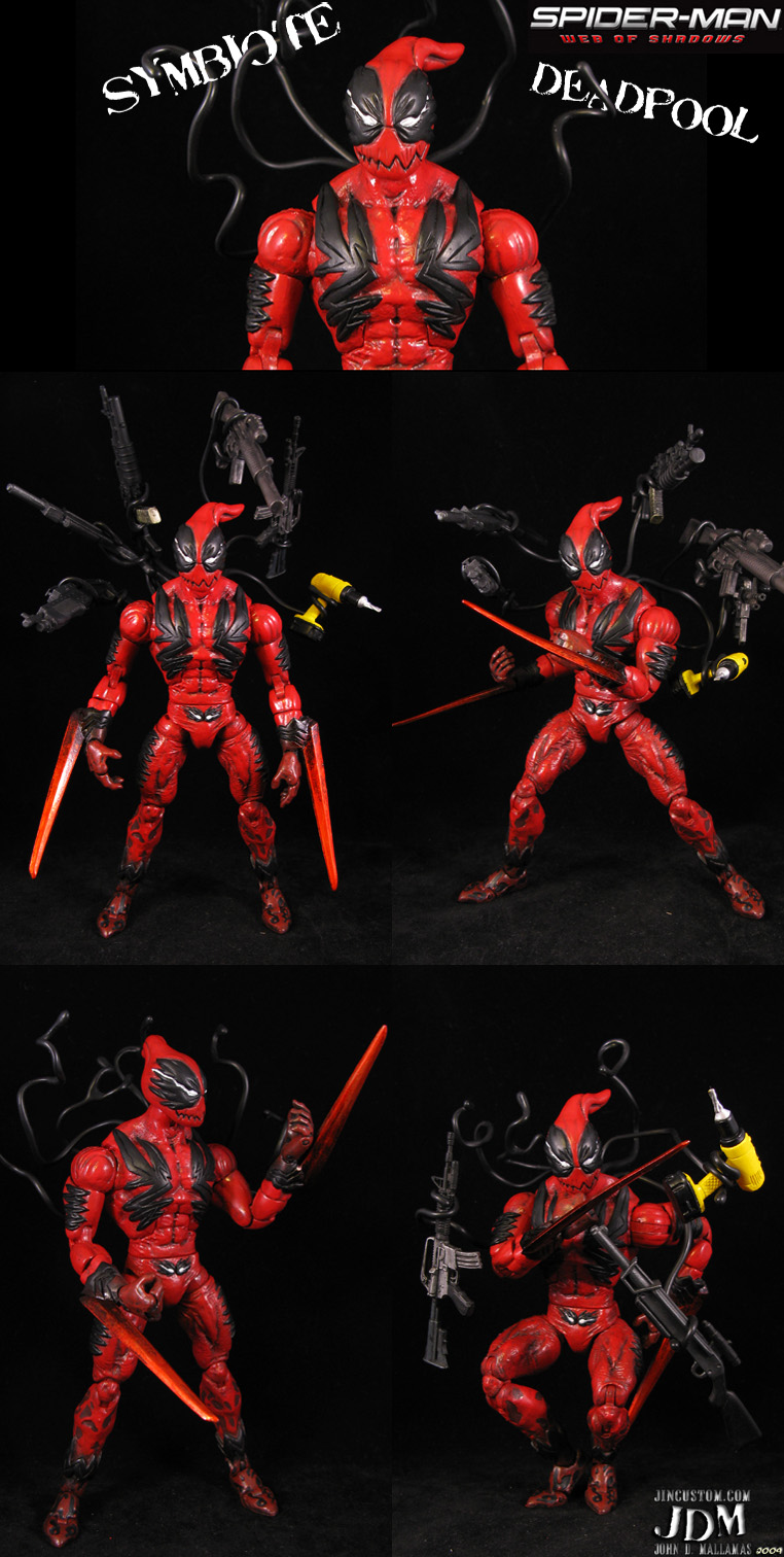 Symbiote Deadpool