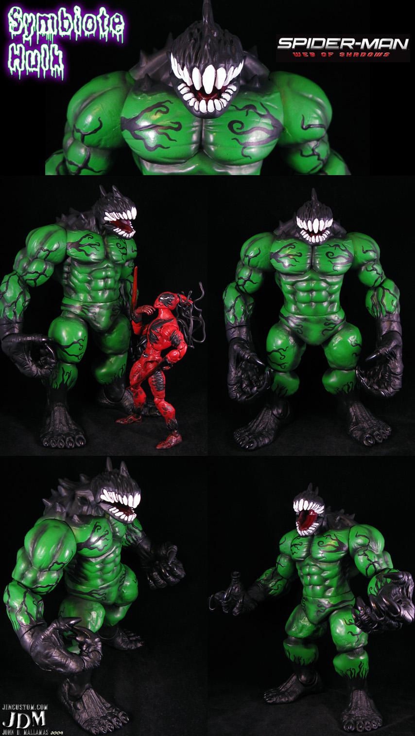 Symbiote Hulk
