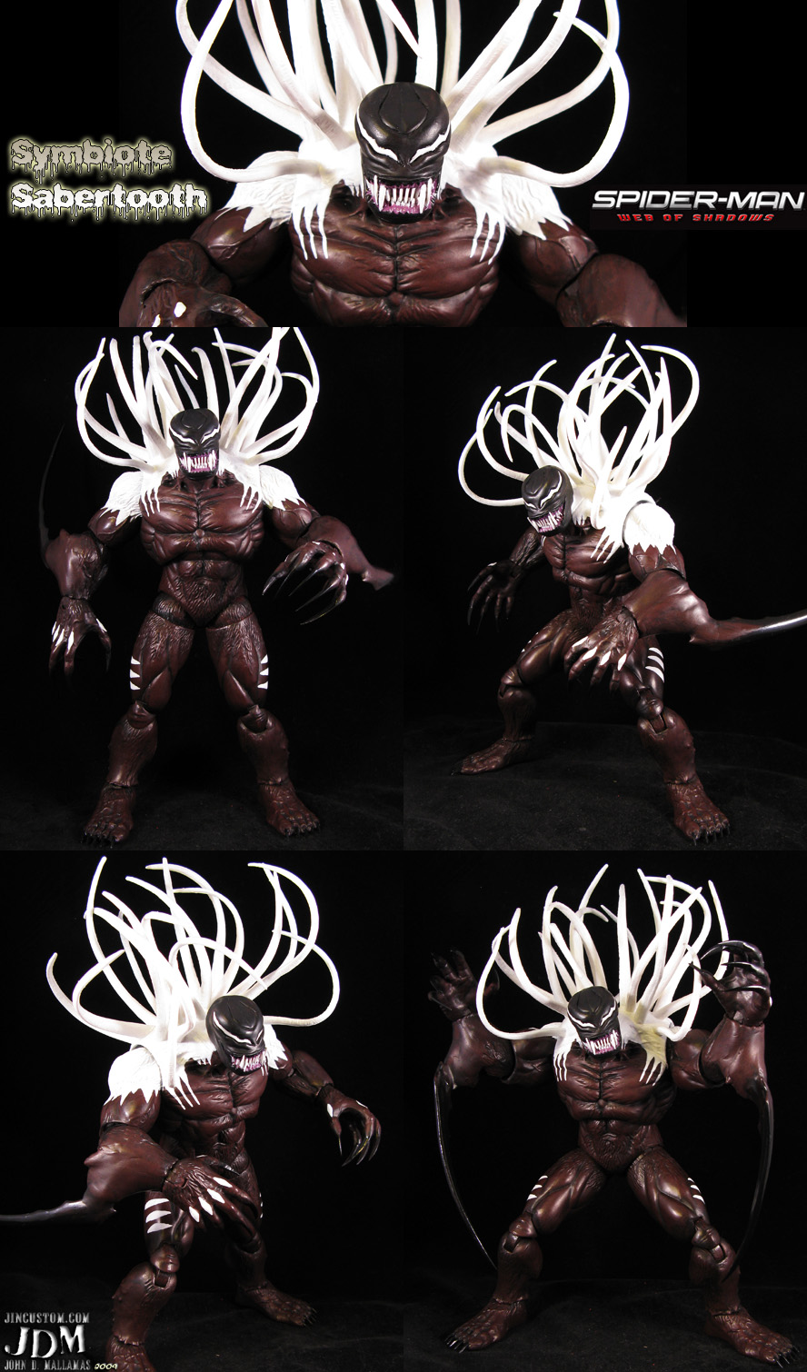 Symbiote Sabertooth
