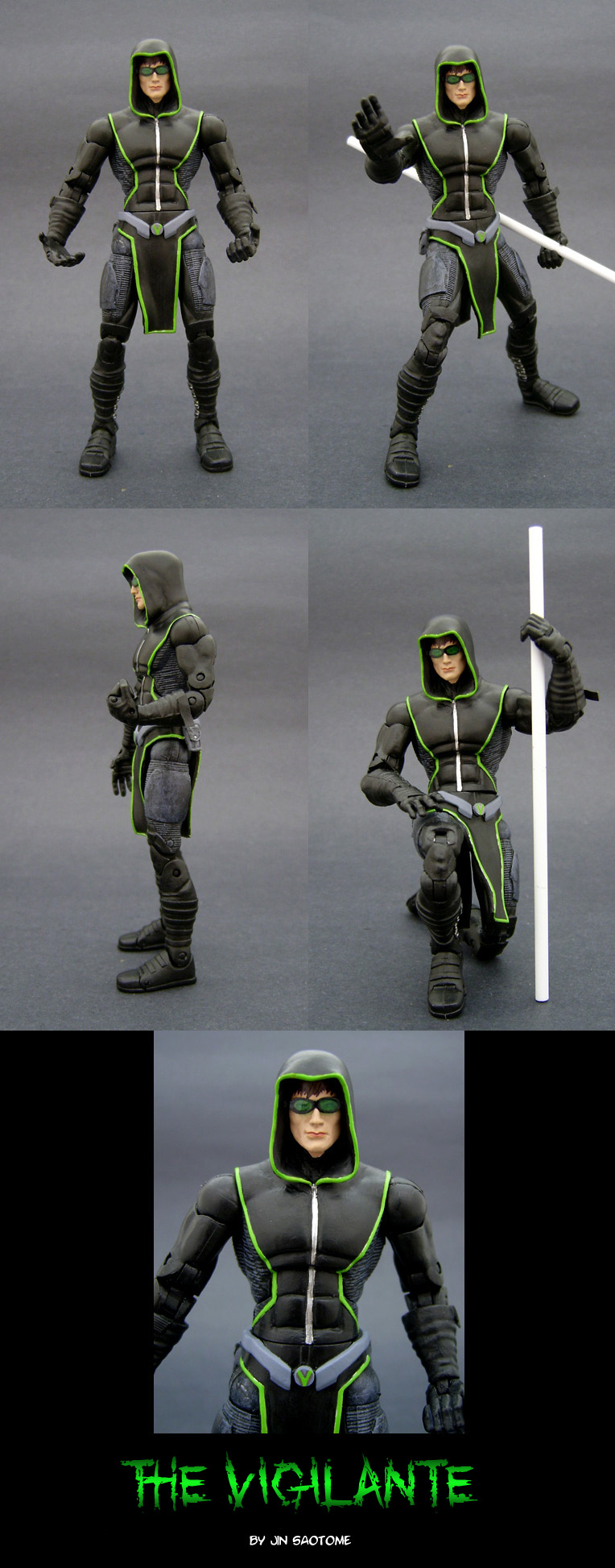 Custom Action Figure