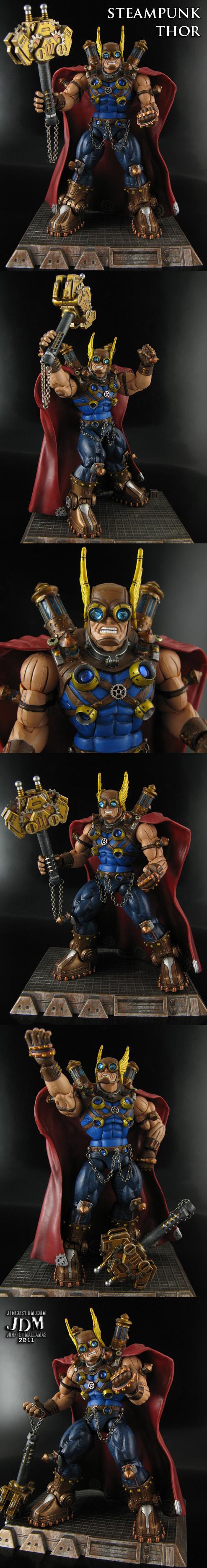 Steampunk Thor
