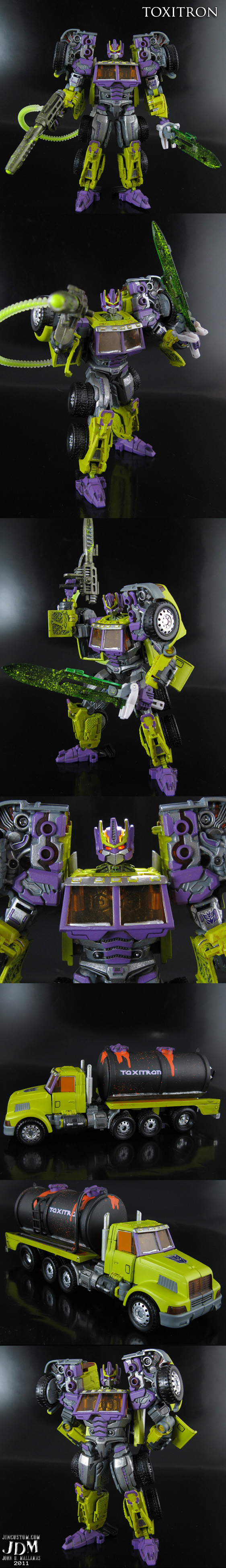 Toxitron Transformers