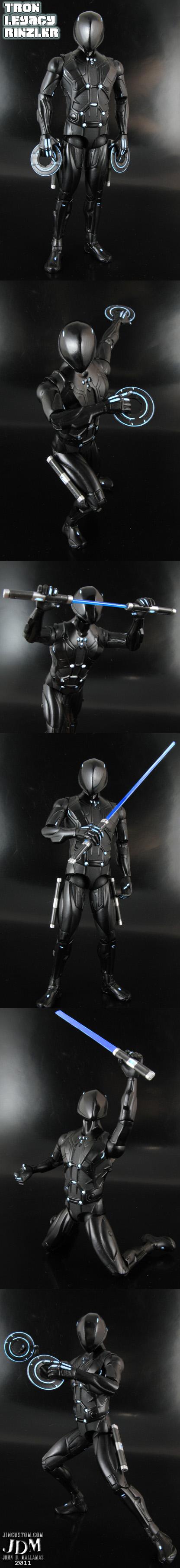 Custom Rinzler Tron