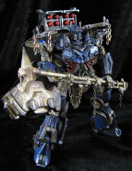 Custom Ultra Magnus