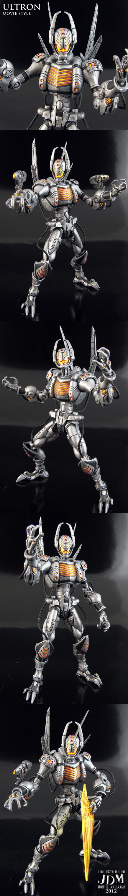 Custom Ultron