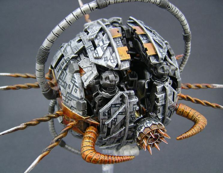 Custom Transformers Unicron